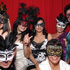 Oncore's Masquerade Party :